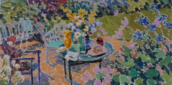 Summer (HG1130) Oil on Canvas 24