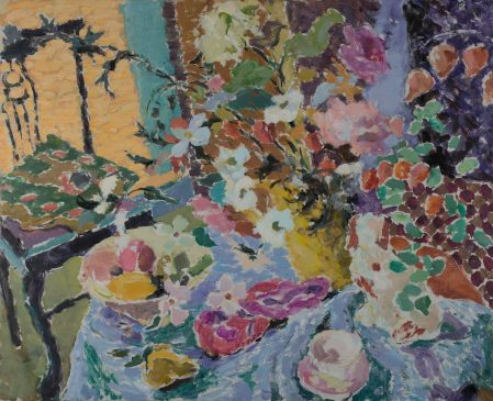Summer Light (HG1131) Oil on Canvas 34