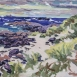 HG 1297 Shifting Sands  Oil on Canvas 18