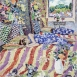 """Summer Dreaming (HG1320) Oil on Canvas 60"""" x 48"""""""
