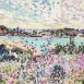 "Looking towards St Martin's, Isles of Scilly (HG1342) Oil on Canvas 34"" x 36"""